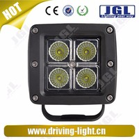 Cree 12w IP 67 waterproof off road best products for import for suv,atv, heavy duty vehicles.