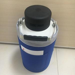 10liters Liquid Nitrogen LN2 Cryogenic Storage Tank