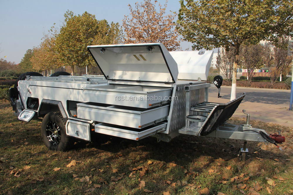 2015 Offroad Folding Camping Anhänger - Buy Offroad Wohnwagen,Off ...