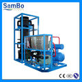 10 tons industrial Tube Ice Making Machine with PLC Controller by China manufacturer