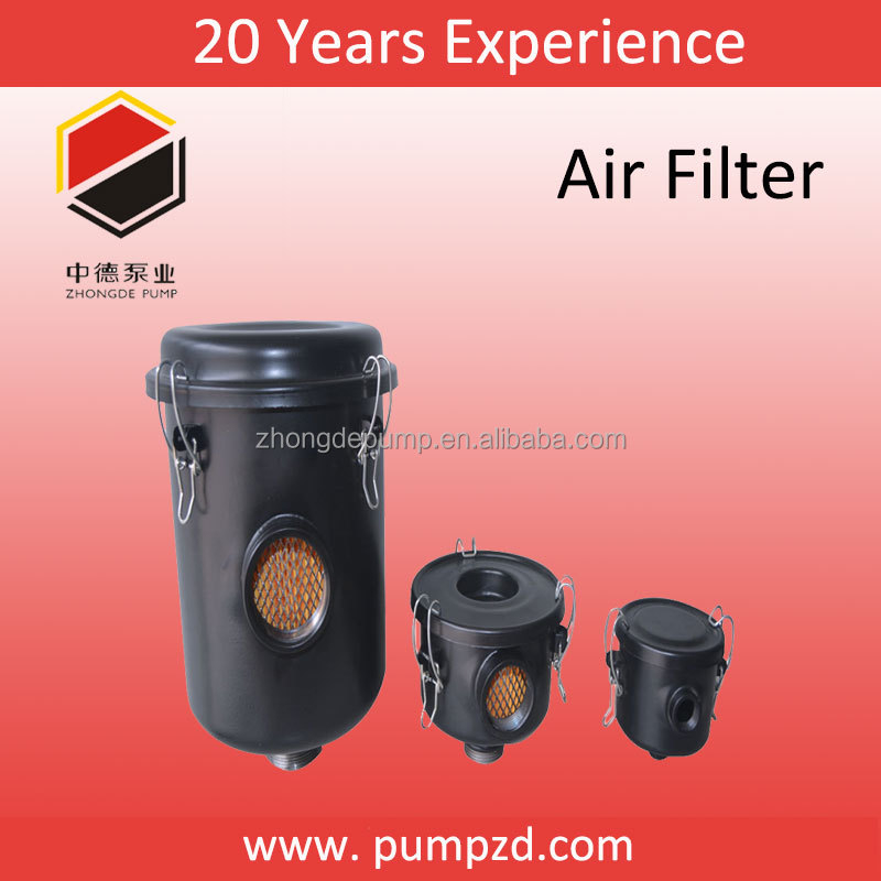 Factory price G2 air compressor filter for vacuum pump