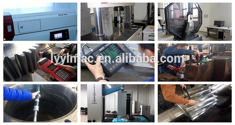 Drawing Customize High Hardness Driving Conveyor Pulley ...