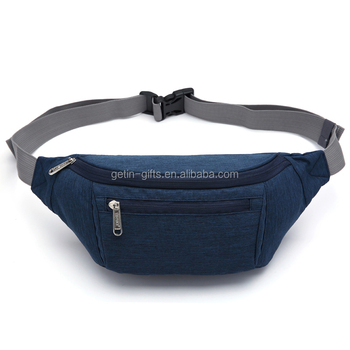 Multi-functional sports waist bag fashion chest package outdoor sports bag