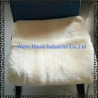 Classcial Design100% Sheared Sheepskin seat cushion