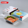 Disposable aluminum foil container /plate/pan/take away food packaing