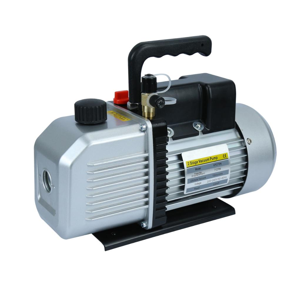 VP250C 5.0cfm double stage rotary oil electric air vacuum pump