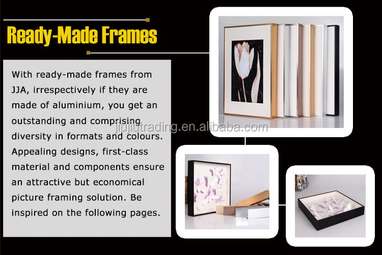 Wedding Thin Black Metal Standard Picture Frame Sizes - Buy Standard ...