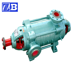 MD type coal mine multistage centrifugal water pump