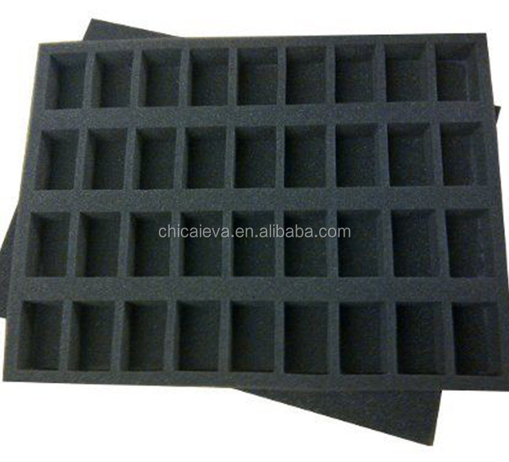 Infantry Miniature Model Foam Tray - Perfect for 28mm Models and G.W. Cases,EVA Foam Packing