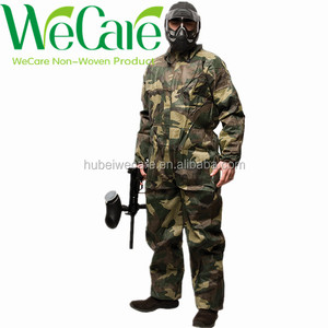 Disposable Paintball Camouflage Coverall