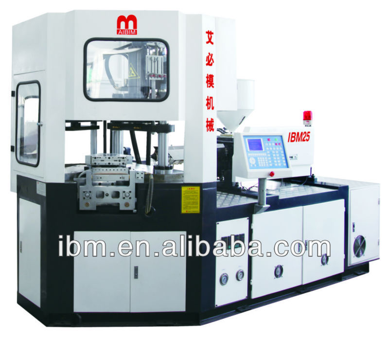 one step injection blow molding machine for PP,PE,ABS,etc