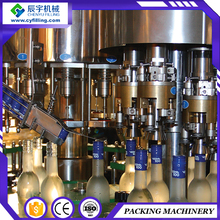 Best glass bottle drink water production line filling machine