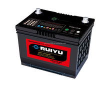 55D26 MF Price Lead Acid Batteries Auto Start Car Battery