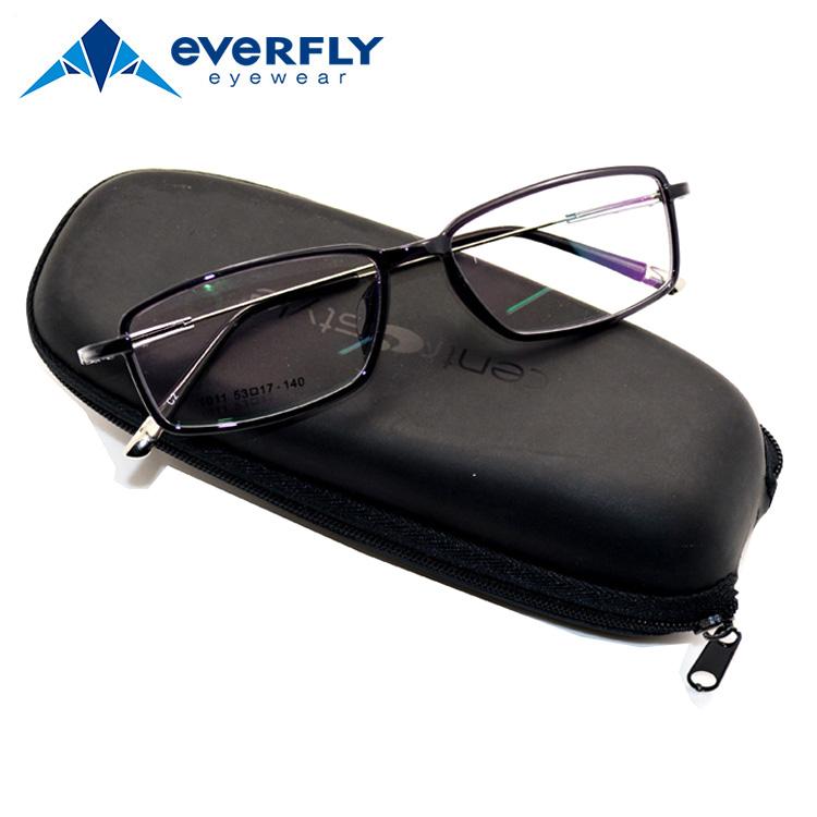 2019 China Factory New Design Wholesale fashion OEM TR90 optical glass adults eyewear