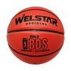 High Quality Size 7 Laminated Hygroscopic PU leather Basketball ball For Training