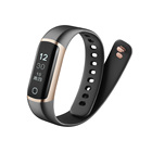 Waterproof Smart Bracelet Fitness Tracker Step Counter Activity Monitor Band Alarm Clock Vibration Wristband