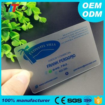Customized printing credit card size clear plastic mirror pvc card customized printing credit card size clear plastic mirror pvc card transparent business cards reheart Gallery
