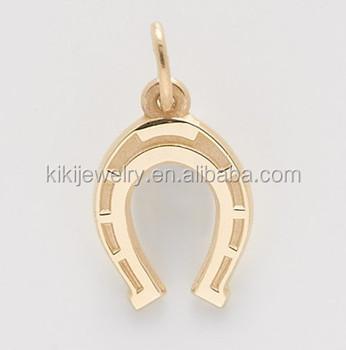 Wholesale Alibaba Supplier Good Luck Symbol 3 Dimensional Horseshoe