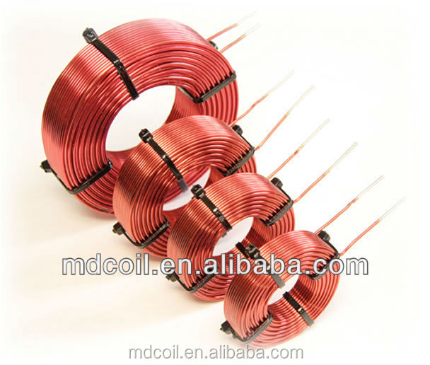 Bobbin Electrical Coil, Air Coil Inductor, rfid air coil