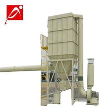China supplier single bag type cement plant dust extractor