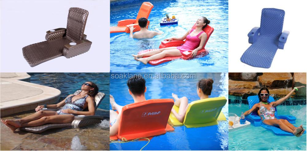 piscine chaise xpe flottante tapis de mousse et dr le chaises bean bag eau nouilles chaise avec. Black Bedroom Furniture Sets. Home Design Ideas