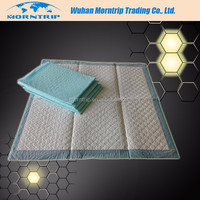 Medical Incontinence Absorbent Disposable Underpad/Bed Sheet/Draw Sheet For Hospital