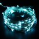 Battery operated Ice Blue LED Sting Lights for party decoration wedding/home/hotel
