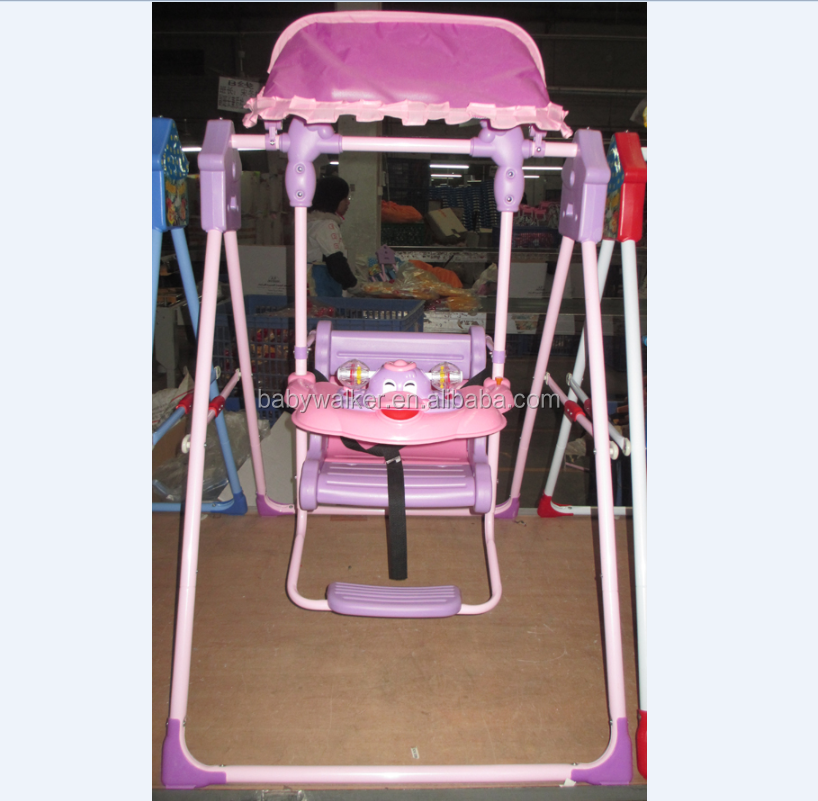 Outdoor Kinderschaukel Spielzeug Baby Schaukel Mit Baldachin Bm5601 ...