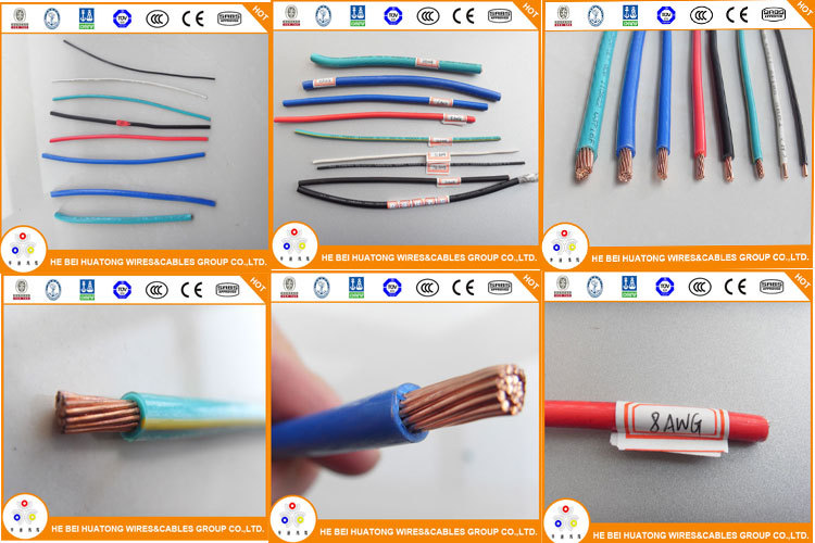 New Style 14awg 12awg 10awg Thhn Thwn 2 Electrical Wire