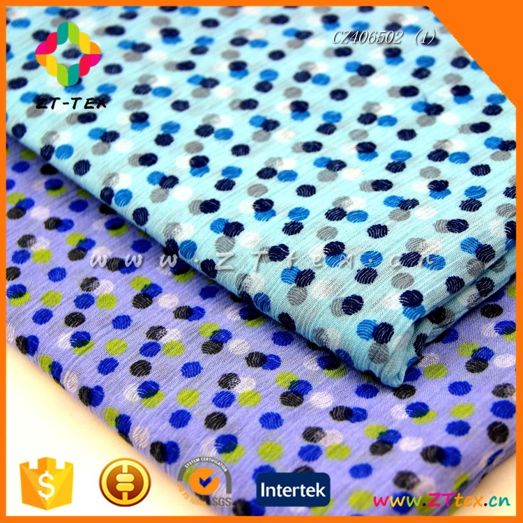 100 cotton crepe fabric 100% cotton printed fabric crepe voile print