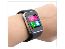 Hot selling Bluetooth GT08 Smart Watch with SIM Card Anti-lost Camera for Android Smart Phone
