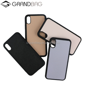 new arrival leather smart phone cover ruber phone case for iphone 7/8 plus X