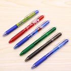 Erasable Pen Custom Promotional Stationery Temperature Click Erasable Gel Pen With Erasers