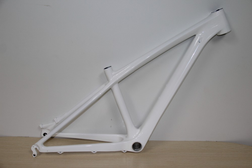 Chinese high quality carbon mtb 26 customized Paint mountain bike frame carbon 26 for sale