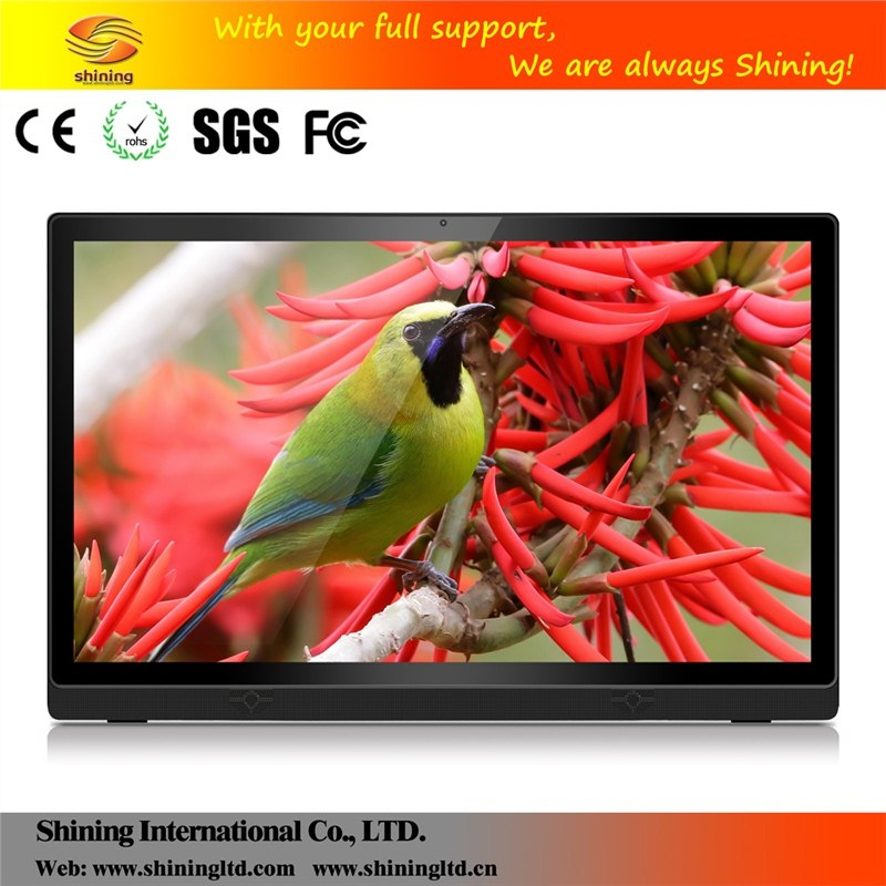 SHINING 32 inch media player firmware mini hd media box