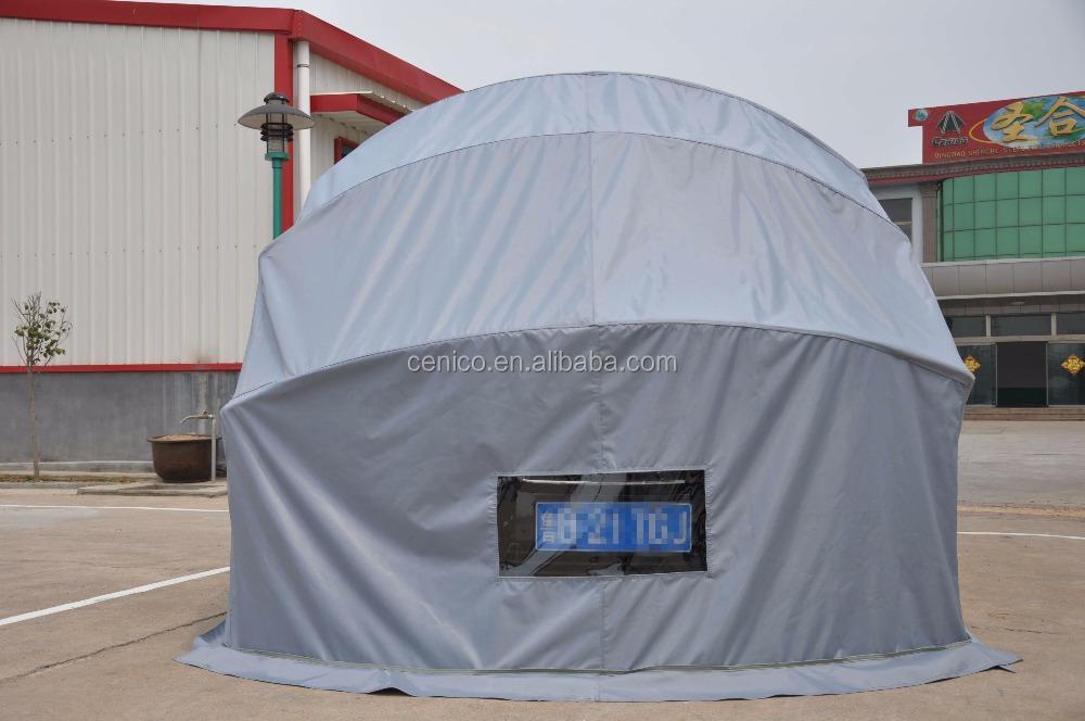 Foldable Car Portable Garage Shelter : Faltender auto shelter tragbare garage klapprad