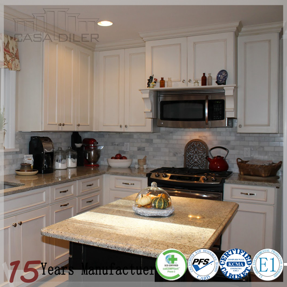 Where To Find Cheap Kitchen Cabinets: 2015 Guanzhou Furniture Shaker Style Cheap Small Kitchen