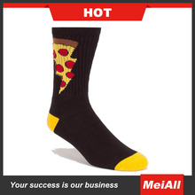 custom top sale fashion high quality soccer socks