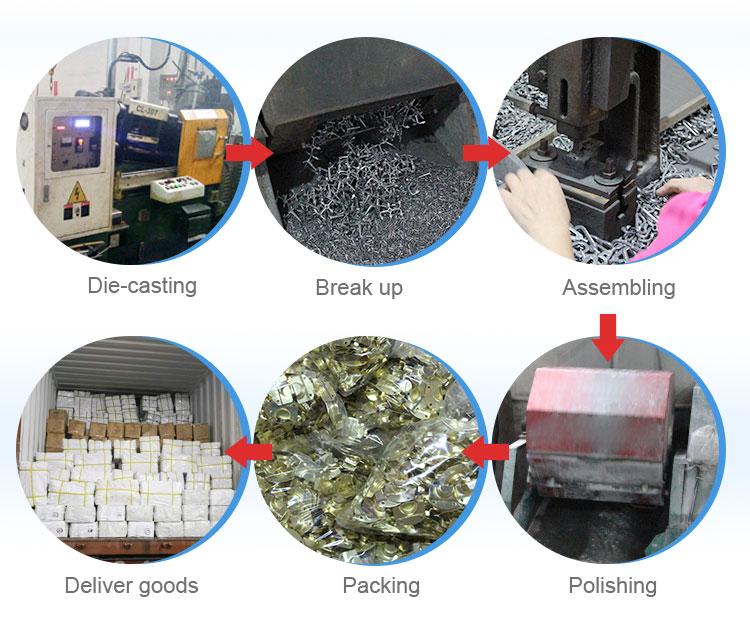 Atacado de liga de zinco de metal chaveiros grandes rodada de metal em branco dividir grande o anel chave para chaveiro chaveiro em carteiras