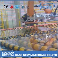 Tested Large Manufacturer Custom Thickness Fiber Glass Raw Material