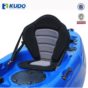 cheap Stainless Metal Accessories deluxe ODM back kayak seat
