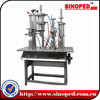 Refillable Air Aerosol Spray Can Filling Machine