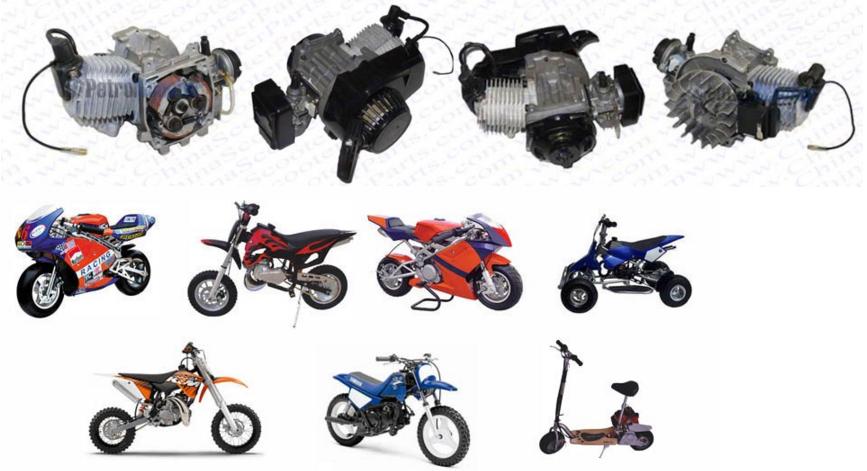 Dirt bikes 49cc 50cc 70cc 110cc 125cc 140cc 150cc 160cc for High style motoring atv