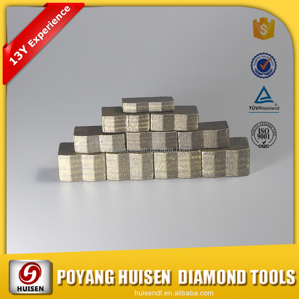 China Machine Cutting Tools Diamond Segment Blades Tools And Equipment Machine Use