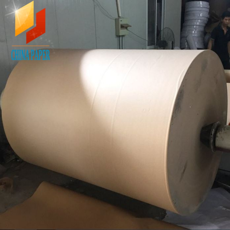 30g 40g wooden pulp made gray color sublimation protective paper for sublimation transfer calender