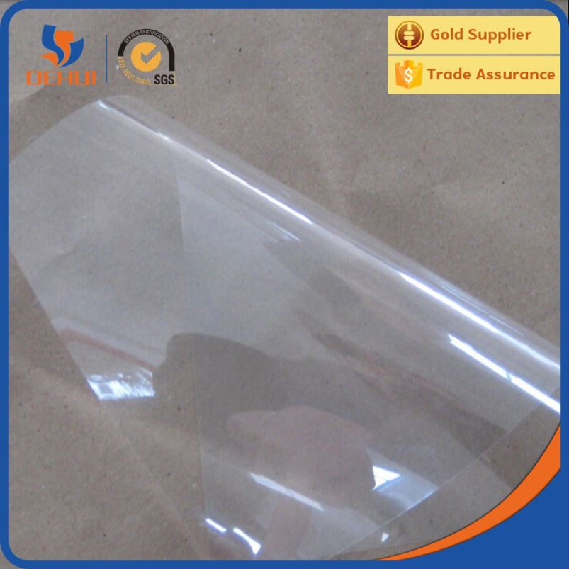 ood packing use pvc transparent film/cling film food pvc jumbo roll