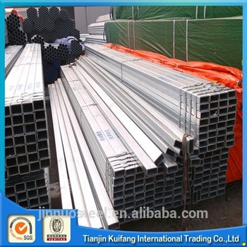 Professional annealed square tube for furniture with CE certificate