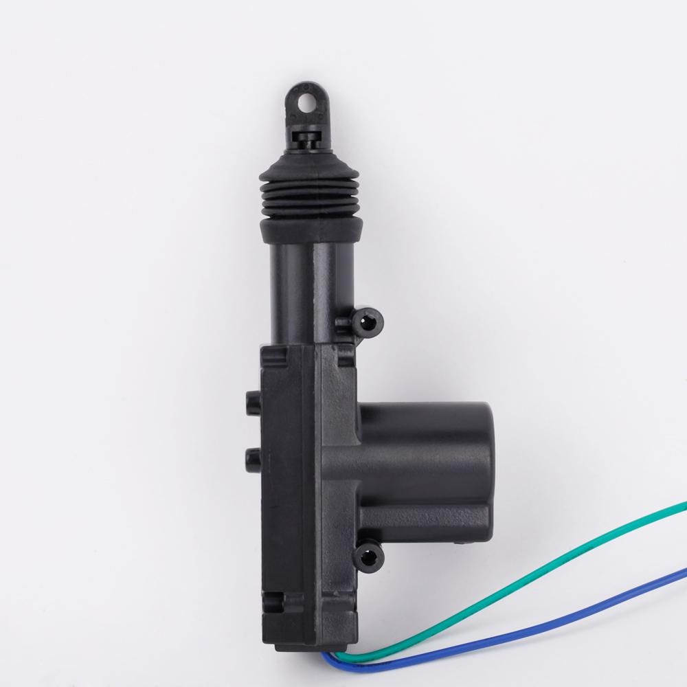 Get Quotations · Car Central Lock 2 Wire Single Gun Type Power Door Lock  Actuator Motor 12V Auto Door