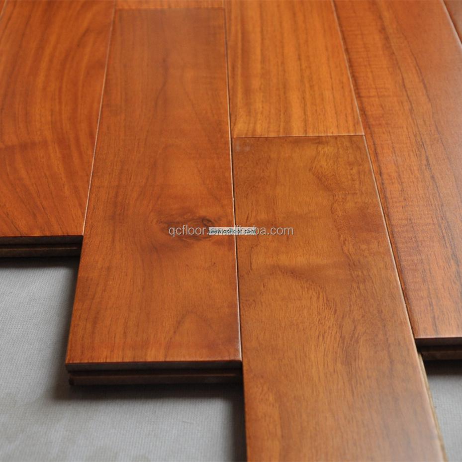Indonesia Teak Wood Flooring/parquet Flooring Prices Construction
