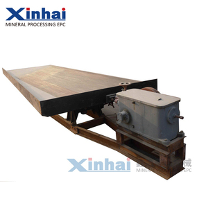 Xinhai 6S Shake Table Equipment / Gold Shaking Table for Sale